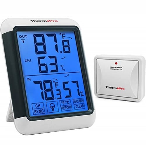 best indoor hygrometers