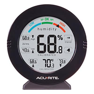 AcuRite 01080M Temperature & Humidity Monitor