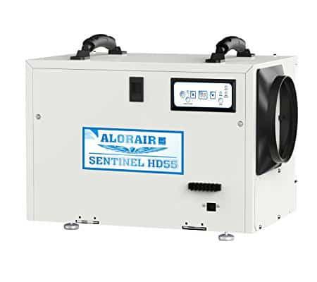 AlorAir 55 Pint Dehumidifier