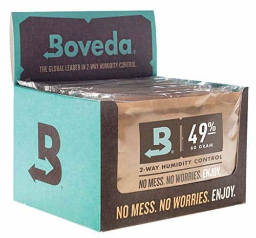 Boveda 2-Way Humidity Control for Guitars