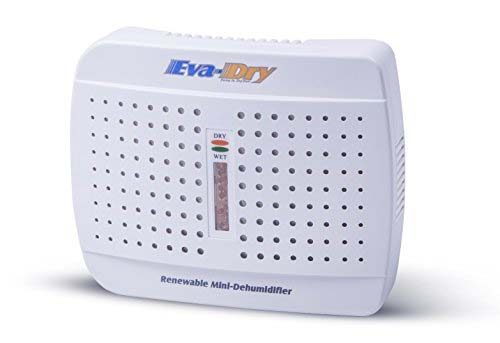 Eva-dry E333 Renewable Mini Dehumidifier
