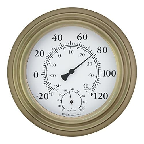 Indoor Outdoor Thermometer Hygrometer