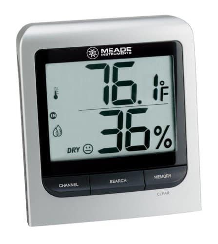 Meade Instruments TM005X-M Wireless Thermo Hygrometer