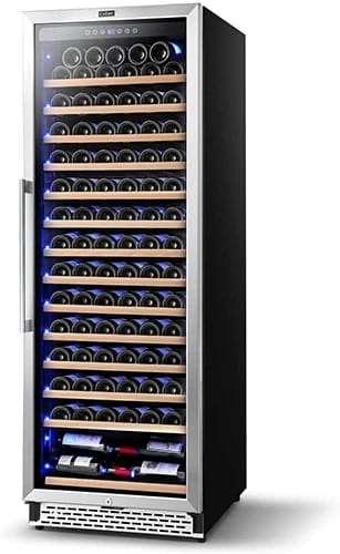 Colzer Fast Cooling 154 Bottle Wine Cooler
