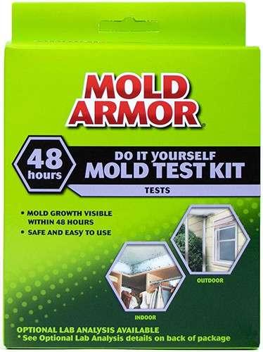 Mold Armor FG500 Do-It-Yourself Mold Test Kit