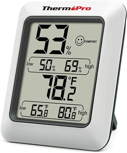 Thermo-Pro TP50 Digital Hygrometer & Thermometer