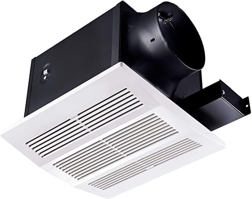 Tech Drive Bathroom Exhaust Fan with Humidity Sensor