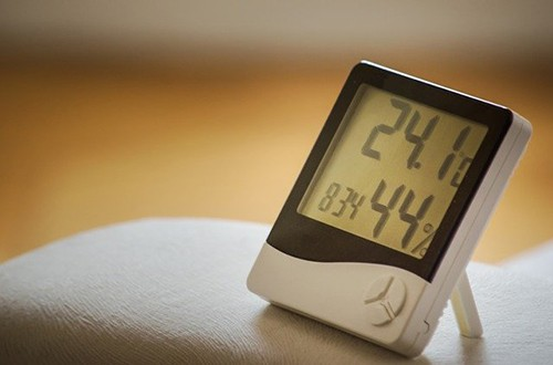 how to measure home humidity