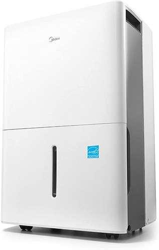 MIDEA 4,500 Sq. Ft. Energy Star Certified Dehumidifier